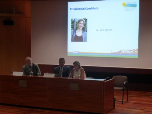 45th General Assembly, Barcelona, September 2014 - Media Gallery 2