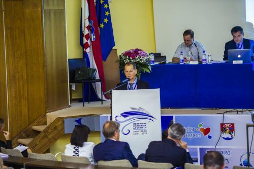 46th General Assembly, Zadar, June 2015 - Media Gallery