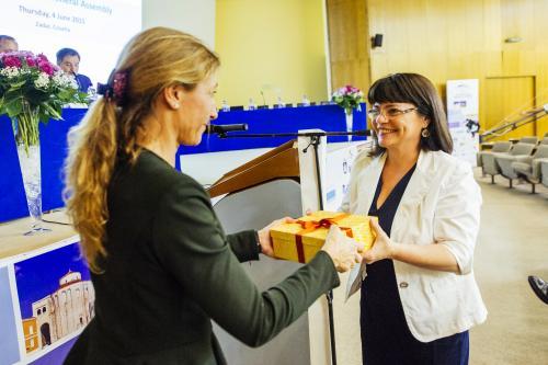 46th General Assembly, Zadar, June 2015 - Media Gallery 7
