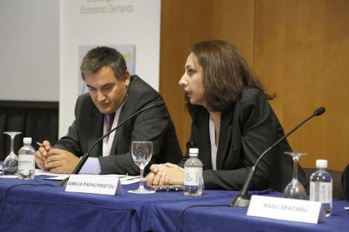 GreenPorts Conference, Barcelona, October 2014 - Media Gallery 4