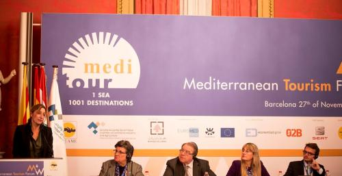 Meditour Conference, Barcelona, December 2014 - Media Gallery