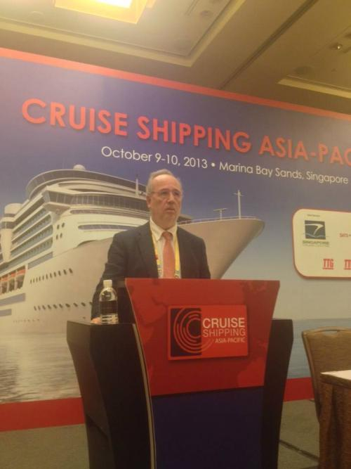 Cruise Shipping Asia-Pacific 2013, Singapore - Media Gallery 5