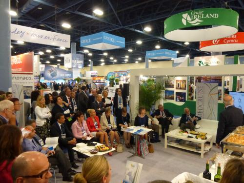 Cruise Shipping Miami 2014 - Media Gallery 2
