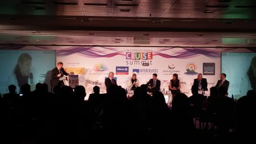 International Cruise Summit, Madrid, November 2015 - Media Gallery 2
