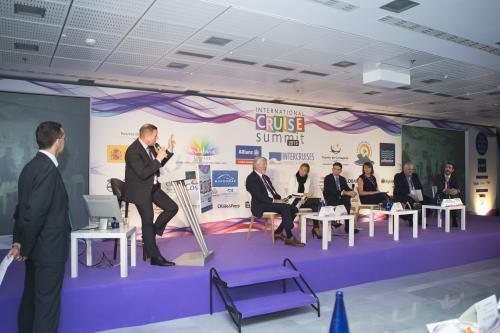 International Cruise Summit, Madrid, November 2015 - Media Gallery