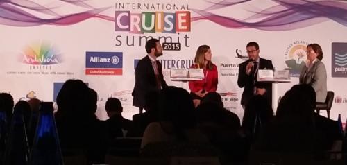 International Cruise Summit, Madrid, November 2015 - Media Gallery 4