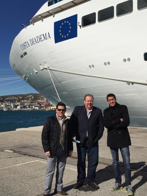 PDC2015, Marseille-Barcelona-La Spezia | Costa Diadema, February 2015 - Media Gallery 23