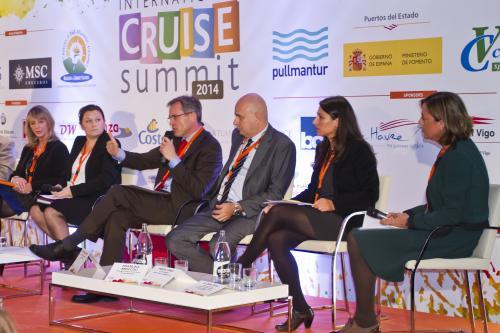 International Cruise Summit 2014, Madrid - Media Gallery 3