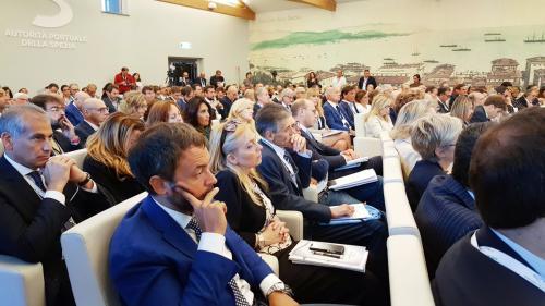 Italian Cruise Day, La Spezia, May 2016 - Media Gallery 3