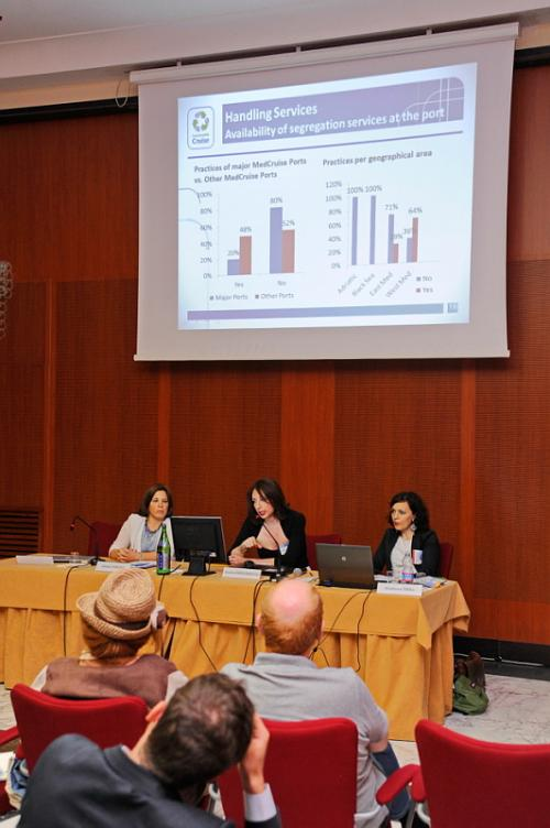 Sustainable Cruise Final Conference, Naples, June 2014 - Media Gallery
