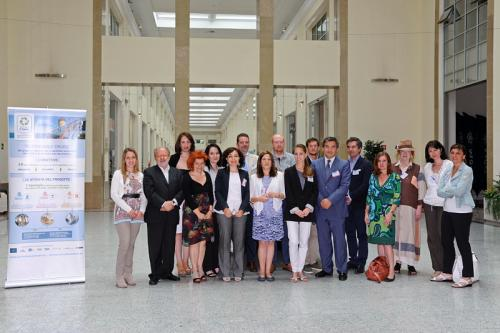 Sustainable Cruise Final Conference, Naples, June 2014 - Media Gallery 2
