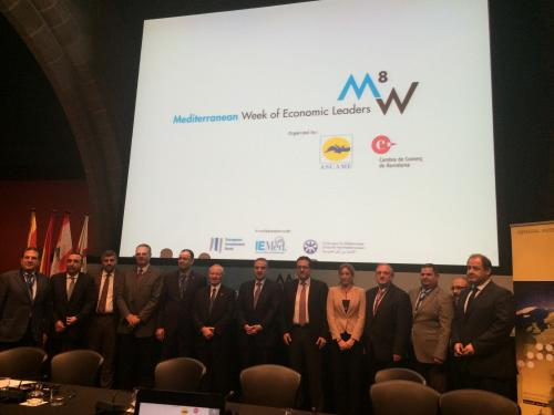 Meditour Conference, Barcelona, December 2014 - Media Gallery 2