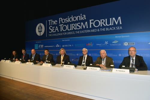 Posidonia Sea Tourism Forum, Athens, May 2015 - Media Gallery 4