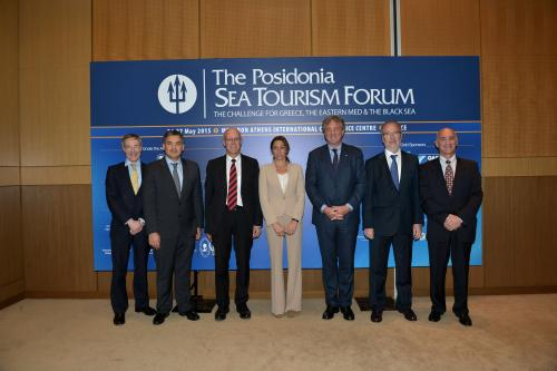 Posidonia Sea Tourism Forum, Athens, May 2015 - Media Gallery 6