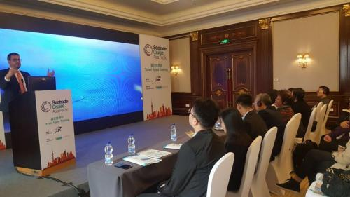 Seatrade Cruise Asia Pacific 2017, Shanghai - Media Gallery 2