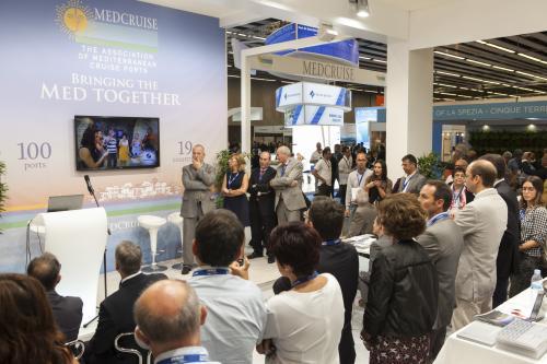 Seatrade Med 2014, Barcelona - Media Gallery 7