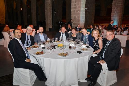 Seatrade Med 2014, Barcelona | Speakers Dinner - Media Gallery 15