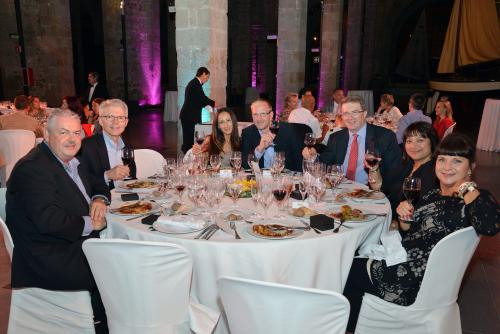 Seatrade Med 2014, Barcelona | Speakers Dinner - Media Gallery 13