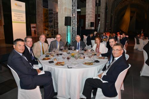 Seatrade Med 2014, Barcelona | Speakers Dinner - Media Gallery 14