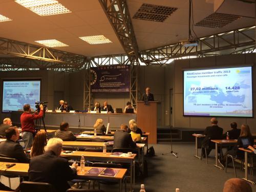 TRANSTEC Conference, St. Petersburg, October 2014 - Media Gallery
