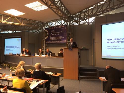 TRANSTEC Conference, St. Petersburg, October 2014 - Media Gallery 2