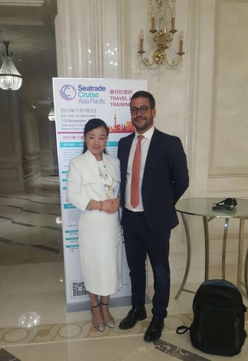 Seatrade Cruise Asia Pacific 2017, Shanghai - Media Gallery 8