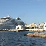 La Goulette cruise terminal  welcomes the first call of MS Amera in Tunisia. - Κεντρική Εικόνα