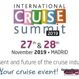 International Cruise Summit, 27 - 28 November 2019, Madrid - Κεντρική Εικόνα