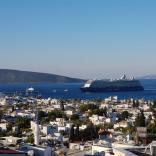 Bodrum Cruise Port welcomes the First call of the Year - Κεντρική Εικόνα