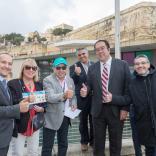 Record 900,000 Cruise Passenger Movements celebrated at Valletta Cruise Port - Κεντρική Εικόνα