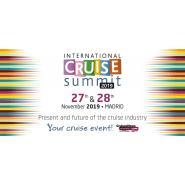 International Cruise Summit, Madrid, 27-28 November, 2019 - Κεντρική Εικόνα