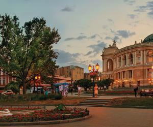 Odessa - Media Gallery
