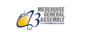 43d MedCruise General Assembly Alanya 13-17 Nov 2013 - Κεντρική Εικόνα