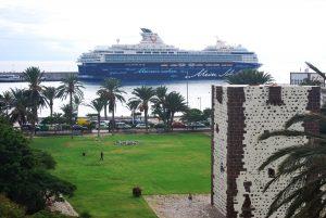 Ports of Tenerife: Mein Schiff 3 to inaugurate the lengthened cruise pier in La Gomera - Κεντρική Εικόνα