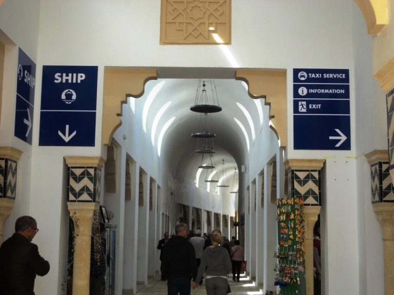Tunisian Ports: New features at Goulette Cruise Terminal - Κεντρική Εικόνα
