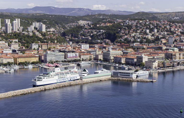Rijeka: Urban - Competition for architectural concept design for the development of Delta & Porto Baross area - Κεντρική Εικόνα