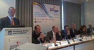 MedCruise President joins discussions on cruise ports technologies and the environment at Seatrade Europe - Κεντρική Εικόνα