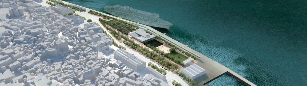 Lisbon Cruise Port selects preferred bidder for the cruise terminal - Κεντρική Εικόνα