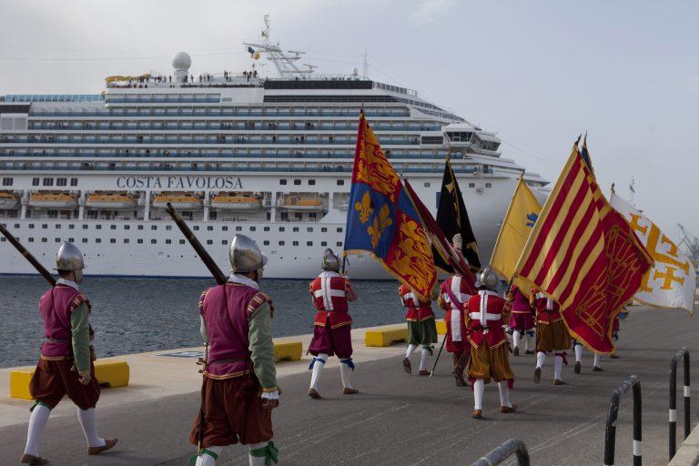 Valletta Malta organises special welcome for Costa Cruises' 65th anniversary - Κεντρική Εικόνα