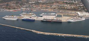 Marseille welcomes 7 cruise ships simultaneously - Κεντρική Εικόνα