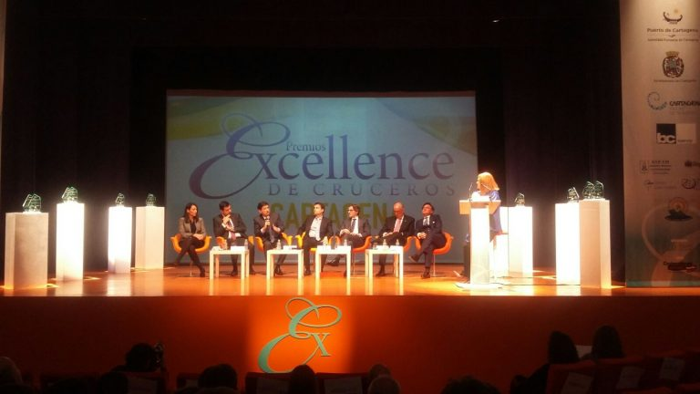 Cruise Excellence Awards 2016 celebrated in Cartagena under the auspices of MedCruise - Κεντρική Εικόνα