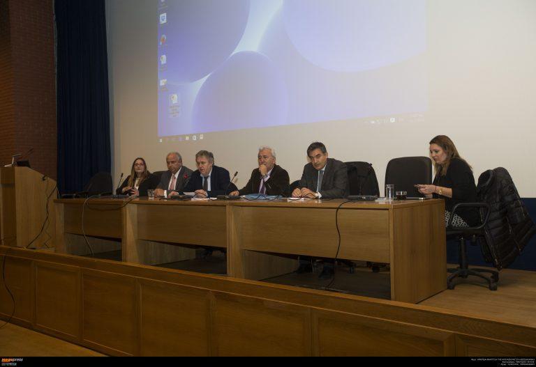 MedCruise joins Greek Cruise Port representatives gathered in Thessaloniki - Κεντρική Εικόνα