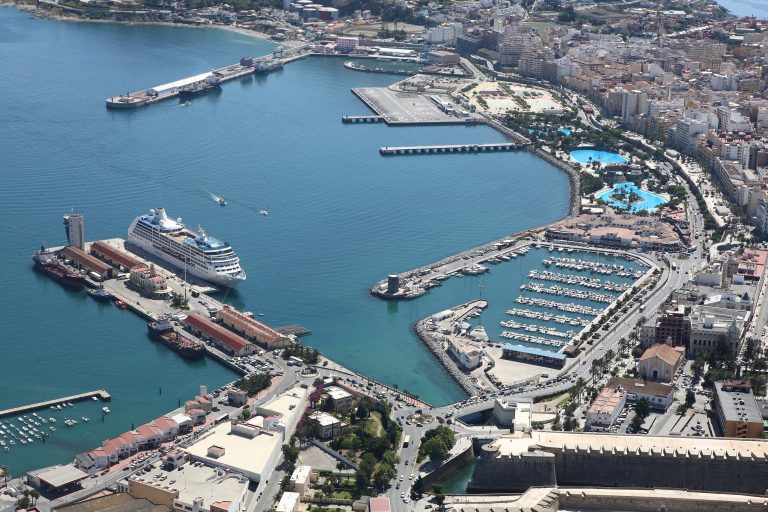 Ceuta investing in upgrading cruise berth - Κεντρική Εικόνα