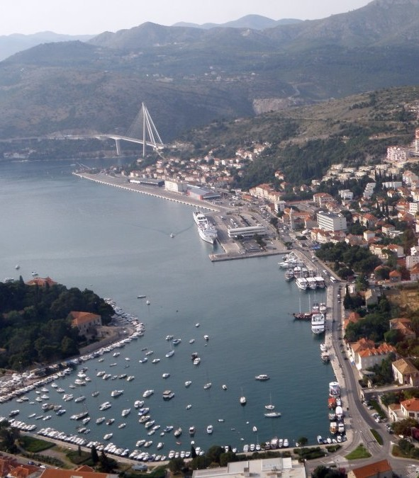 Dubrovnik Concessions development, financing, construction and operation of terminal - Κεντρική Εικόνα