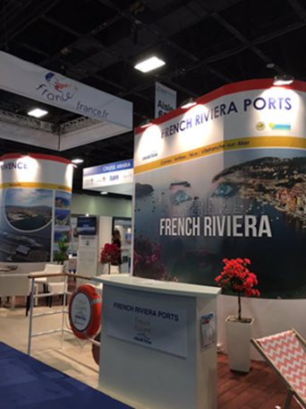 The French Riviera Cruise Club at Seatrade Cruise Global - Κεντρική Εικόνα