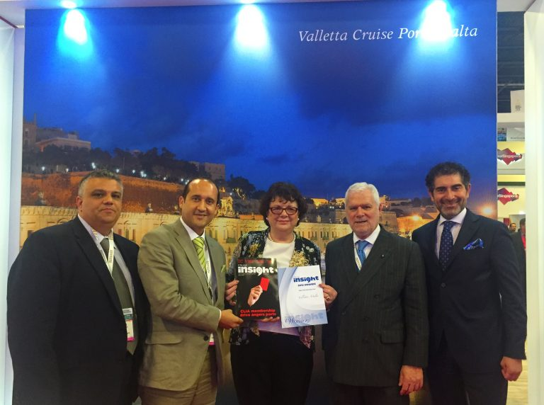 Valletta Cruise Port named Best Terminal Operator 2015 - Κεντρική Εικόνα