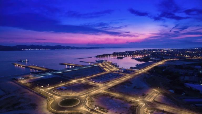 Zadar new cruise port in full operation - Κεντρική Εικόνα