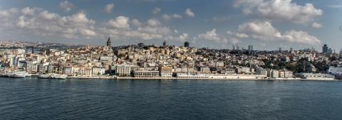 What is New in Istanbul Port?   May 2016 - Κεντρική Εικόνα