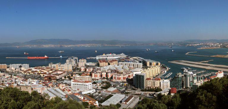 Port of Gibraltar: Ovation of the Seas megaship in inaugural visit - Κεντρική Εικόνα