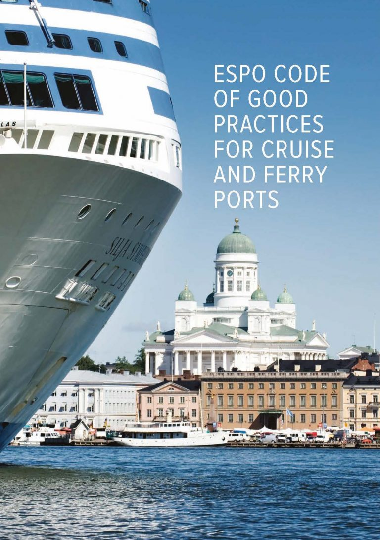 European port associations release Code of practice for cruise ports - Κεντρική Εικόνα